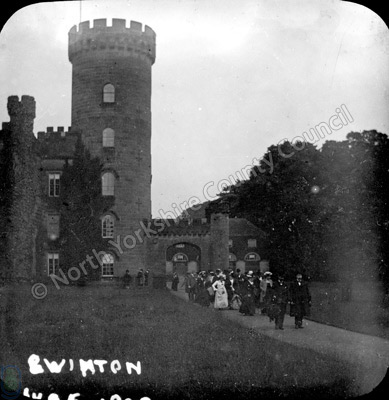 Swinton Castle